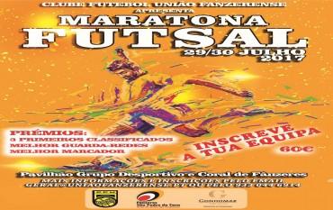 Maratona de Futsal